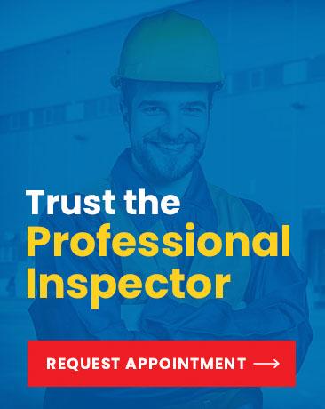 Professional property inspector Houston