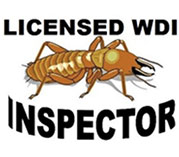 licensed WDI inspector